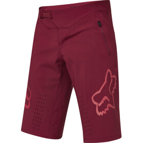 Fox Defend Shorts Hombre, chili